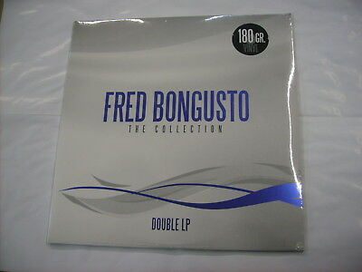 Fred Bongusto - The Collection - 2Lp Vinyl New Sealed 2008 - 180 Gram