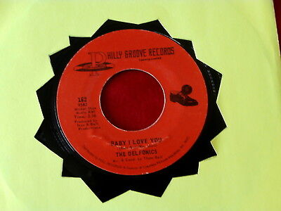 Delfonics~ Baby I Love You~ Near Mint~ Trying To Make A Fool Of Me~ ~ Soul 45