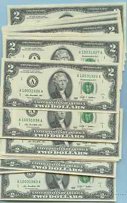 Oct 3 Two Dollar Bill 2.00  Birthday Most Years Available 10/03  1926-1983 Avail