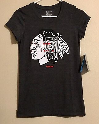d697586dae1 PATRICK KANE 88 Reebok Chicago Blackhawks T-Shirt M Medium Womens New w/  Tags