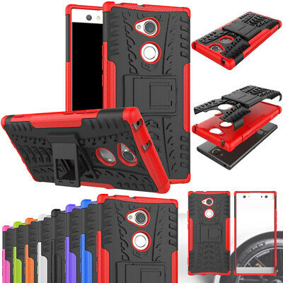 For Sony Xperia XZ1 XA1 Case Experia Armour Rugged Hybrid Heavy Duty Shockproof