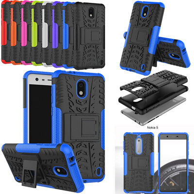 cheap for discount b7795 854d1 FOR NOKIA 8 Case Heavy Duty Armour Tough ShockProof Builder and Hard Back  Cover