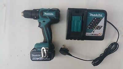 Makita DHP459 18V LXT Brushless Cordless Combi Drill With 1 x 4.0Ah Battery