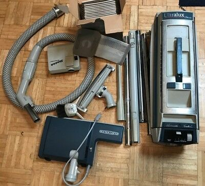 Electrolux Ultralux Classic Deluxe Canister Vacuum Cleaner * Last Genuine Steel*