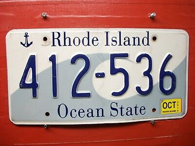 Rhode Island = Wave   = 2015 May = Passenger  =   License Plate = 642