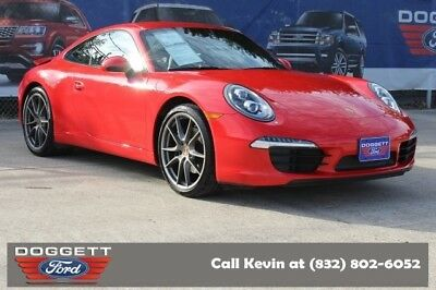 2015 911 Carrera 2015 Porsche 911, Guards Red with 14,352 Miles available now!