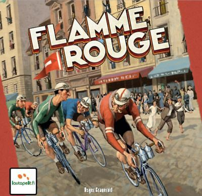Flamme Rouge - Strategy Card Game