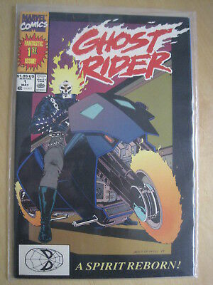 Ghost Rider : ISSUES 1-  49 of 1990 Vol 2 Marvel series by Mackie, Saltares etc
