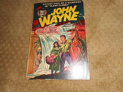 John Wayne Adventure Comics #22 Sept 1953 Comic Book