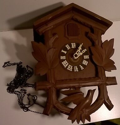 german cuckoo clock antique restore parts