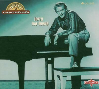 Jerry Lewis Lee - Sun Essentials CD (4) Charly NEW
