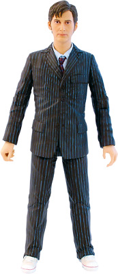 """5""""-7"""" Figures--Doctor Who - Tenth Doctor with Sonic Screwdriver Action Figure"""