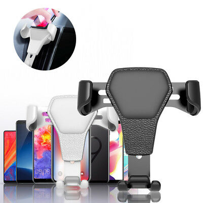 Gravity Car Air Vent Mount Cradle Holder Stand Mount for Cell Phones GPS Hot