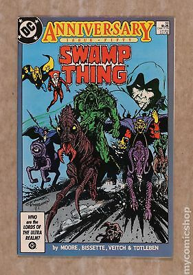 Swamp Thing (2nd Series) #50 1986 FN 6.0