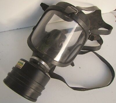 3M Crusader 310-01-79 Full Face Mask with Olympus Filter