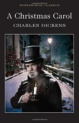 A Christmas Carol By Charles Dickens Paperback Book NEW