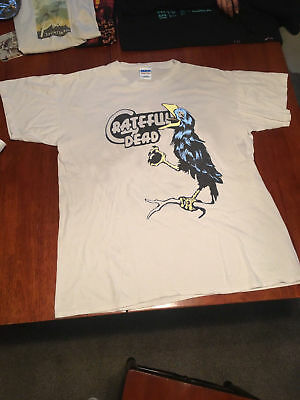 New Vintage Grateful Dead - Crow - T Shirt