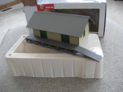 HO Walthers Cornerstone Series #933-2827 Built-ups Golden Valley Freight House