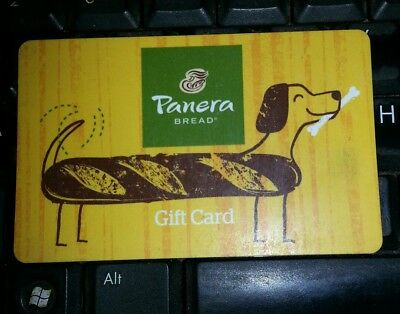 $20 Panera Bread Gift Card for 15