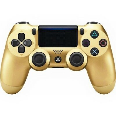Sony Dualshock 4 Controller for PS4 - Gold