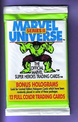 MARVEL UNIVERSE SERIES 2 Pack Fresh from Box IMPEL!