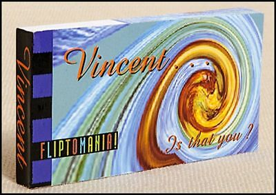 "DAUMENKINO ViNCENT VAN GOGH "" is that you ? "" NEU OVP !!!!!!!!!!! Buch Flip Book"