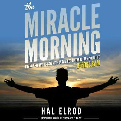 The Miracle Morning:The Not-So-Obvious Secret Guaranteed to Transform Your Life