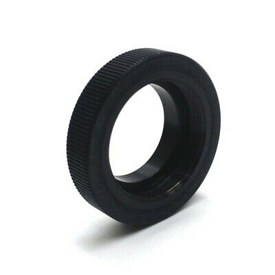 "Mitutoyo to C-mount Lens Thread Adapter, 1"" x 32 to M26 x 36, 7.5 x Ø37.5mm"