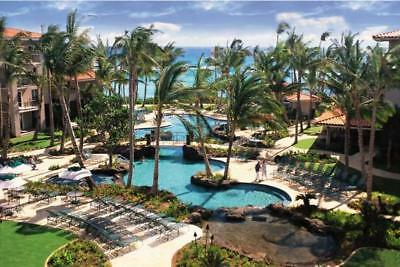 2 Bedroom, Marriott's Waiohai Beach Club, Platinum Season Floats 1-51, Timeshare