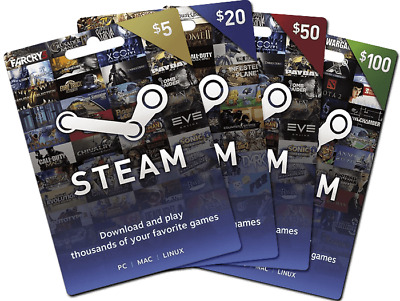 How To Get a Steam Gift Card for 31% Off Face Value