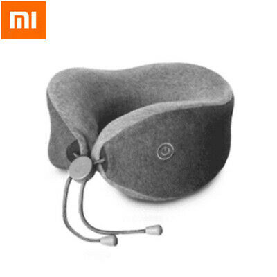 Xiaomi U-Shape Travel Massage Pillow Neck Head Support Double Interior