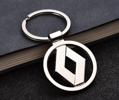 2019  sale Renault Key Chain Car Logo Keyring Pendant Ring Accessories Keychain