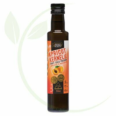 PRESSED PURITY - Apricot Kernel Oil Cold Pressed 250ml
