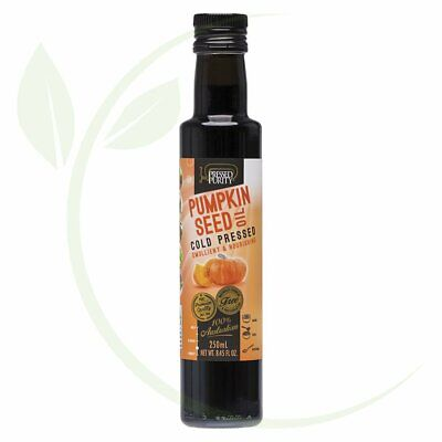 PRESSED PURITY - Pumpkin Seed Oil Cold Pressed 250ml
