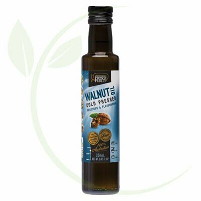 PRESSED PURITY - Walnut Oil Cold Pressed 250ml