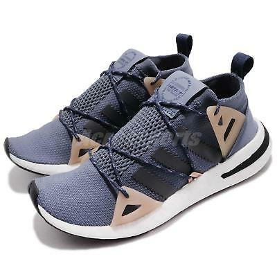 new arrival df49e fdab0 adidas Originals ARKYN W Steel Grey Ash Pearl Women Running Shoes Sneaker  DA9606