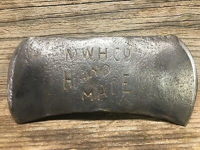 Vintage Marshall Wells Hardware Co Hand Made Double Bit Axe Head 31 Unique Size
