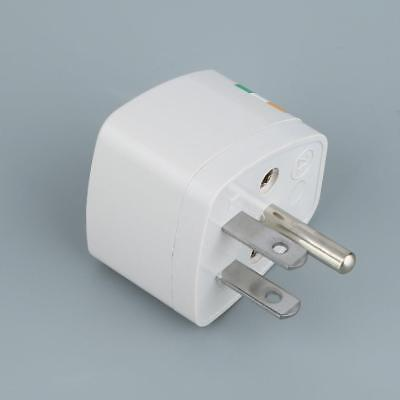American Universal  AC Power Plug Adaptor Travel 3 pin Converter GL