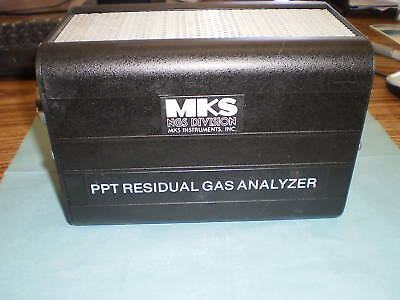 MKS / NGS PPT Residual Gas Analyzer, PPT-1A-100FC<