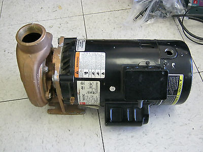 Dayton: 9K615C Pool Pump Motor. 9.2/2.9A, 2 25 HP. RPM: 3450/1725. Tested < w2