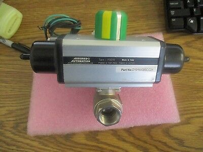 Assured Automation Model: PS015 Ball Actuated Valve.Unused Old Stock. No Box <