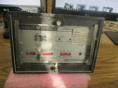 ABB / Asea Brown Boveri Model: Micro-51 Circuit Shield. Cat. #: 446S1201 <