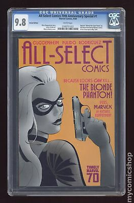 All Select Comics (Marvel) 1B 2009 CGC 9.8 0160751022