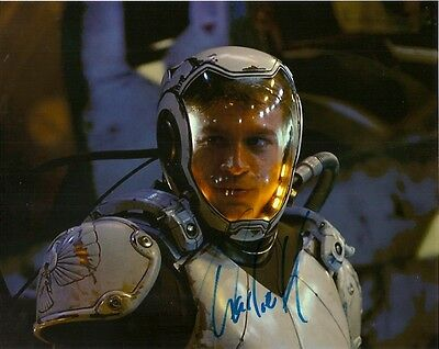 Pacific Rim Charlie Hunnam Autographed Signed 8x10 Photo COA  PROOF TWO