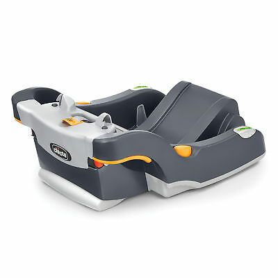 Chicco KeyFit and KeyFit 30 Infant Car Seat Base in Black/Grey - New