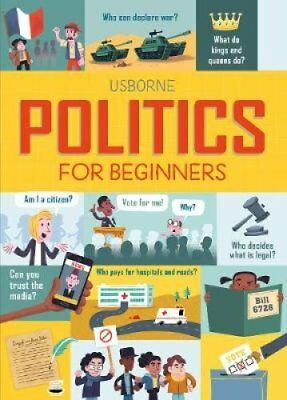 Politics for Beginners by Alex Frith 9781474922524 (Hardback, 2018)