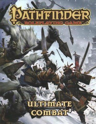 Pathfinder Roleplaying Game: Ultimate Combat Pocket Edition 9781640780514