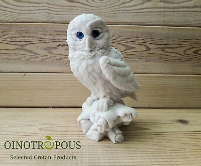 Owl Statue - Owl Art, Owl Baby Shower Decor