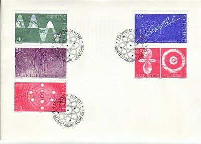 Sweden - Special Events, People & Anniversaries (3no. PO FDC's) 1981-83