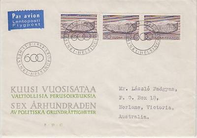 Finland - Assortment of First Day Covers (16no PO FDC's) 1960-68
